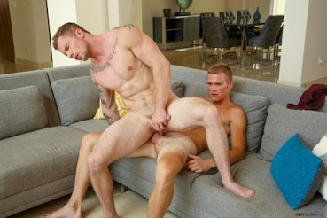 While He Watches – Markie More & Ty Thomas (Bareback)